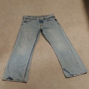 American Eagle Mens bootcut jeans